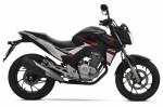 Honda CB250 Twister, RPM MOTOS, la carlota